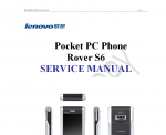 RoverPC S6 Maintenance Manual