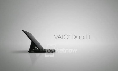 Sony готовит к выпуску планшет-трансформер VAIO Duo 11