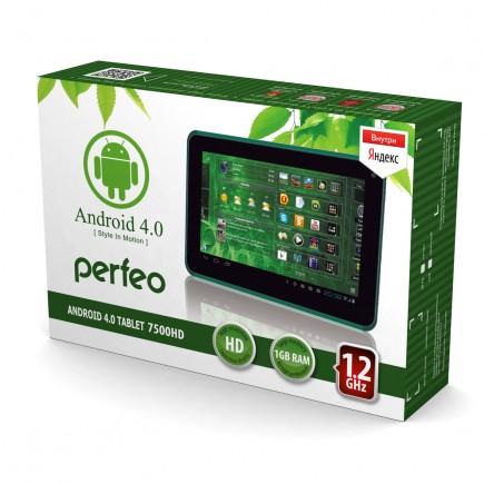 Новый планшет Perfeo 7500HD
