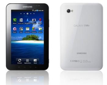 Wi-Fi версия планшета Samsung Galaxy Tab покажется на последующей недельке