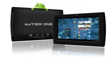Matrix One – планшет ценою наименее 2000 рублей