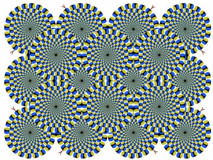 Оптические иллюзии (11 фото)