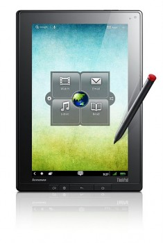 Официальные фото планшета Lenovo ThinkPad