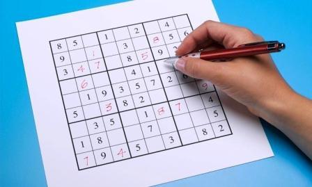 Особенности числовых кроссвордов