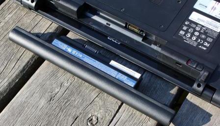 Особенности аккумуляторной батареи для ноутбука.
