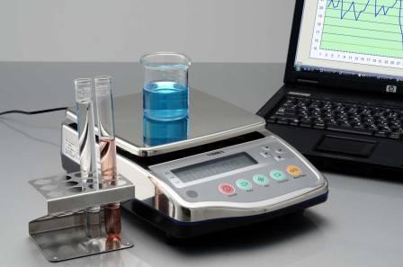 Особенности лабораторных электронных весов.